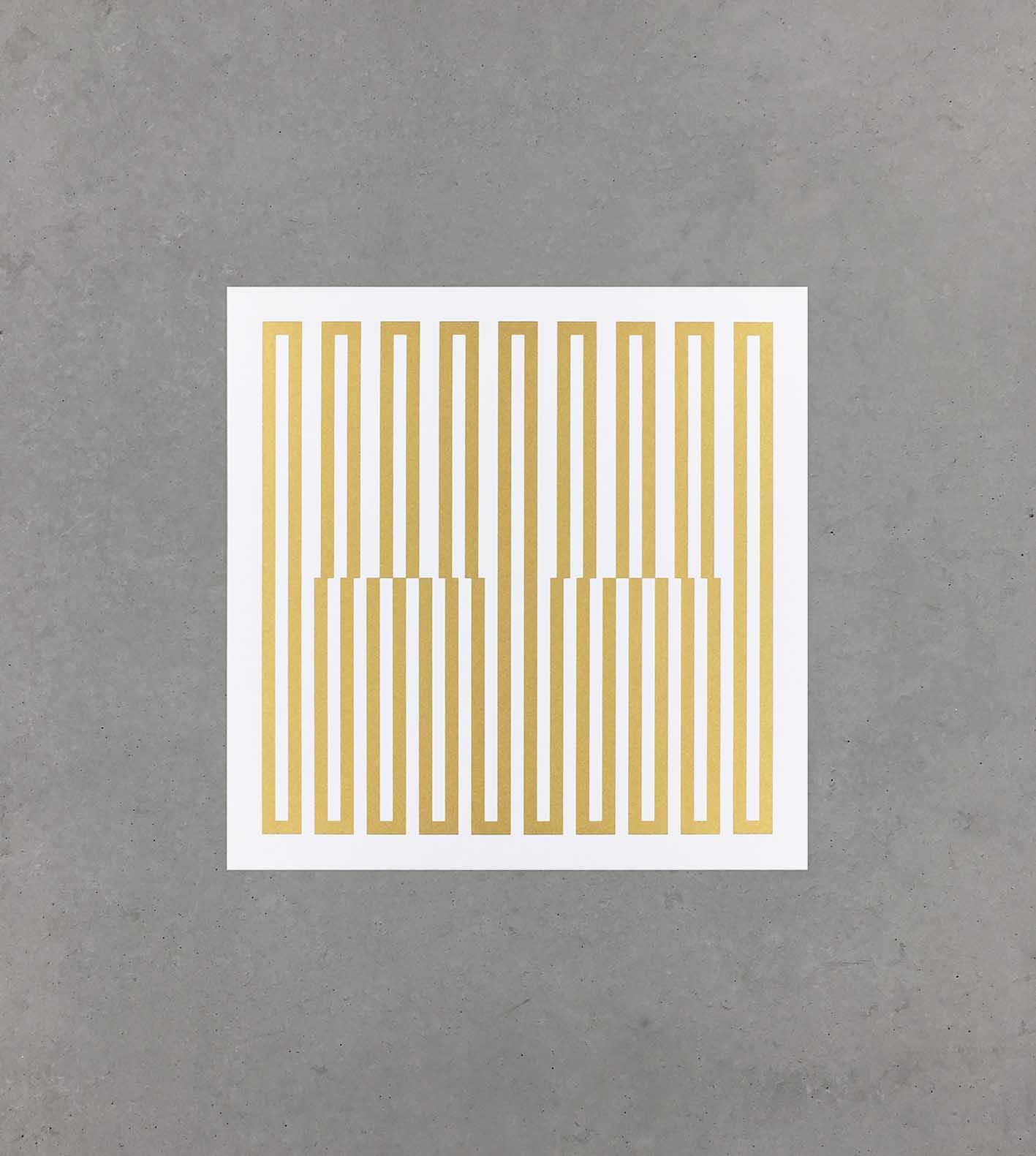 Jacques Herrmann - Symetria - Cadence Gold