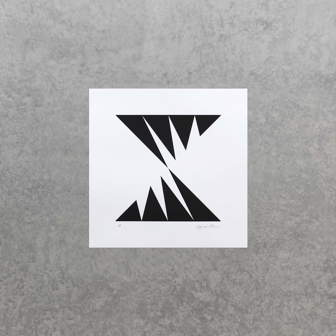 Symetria, Benjamin Meeson
