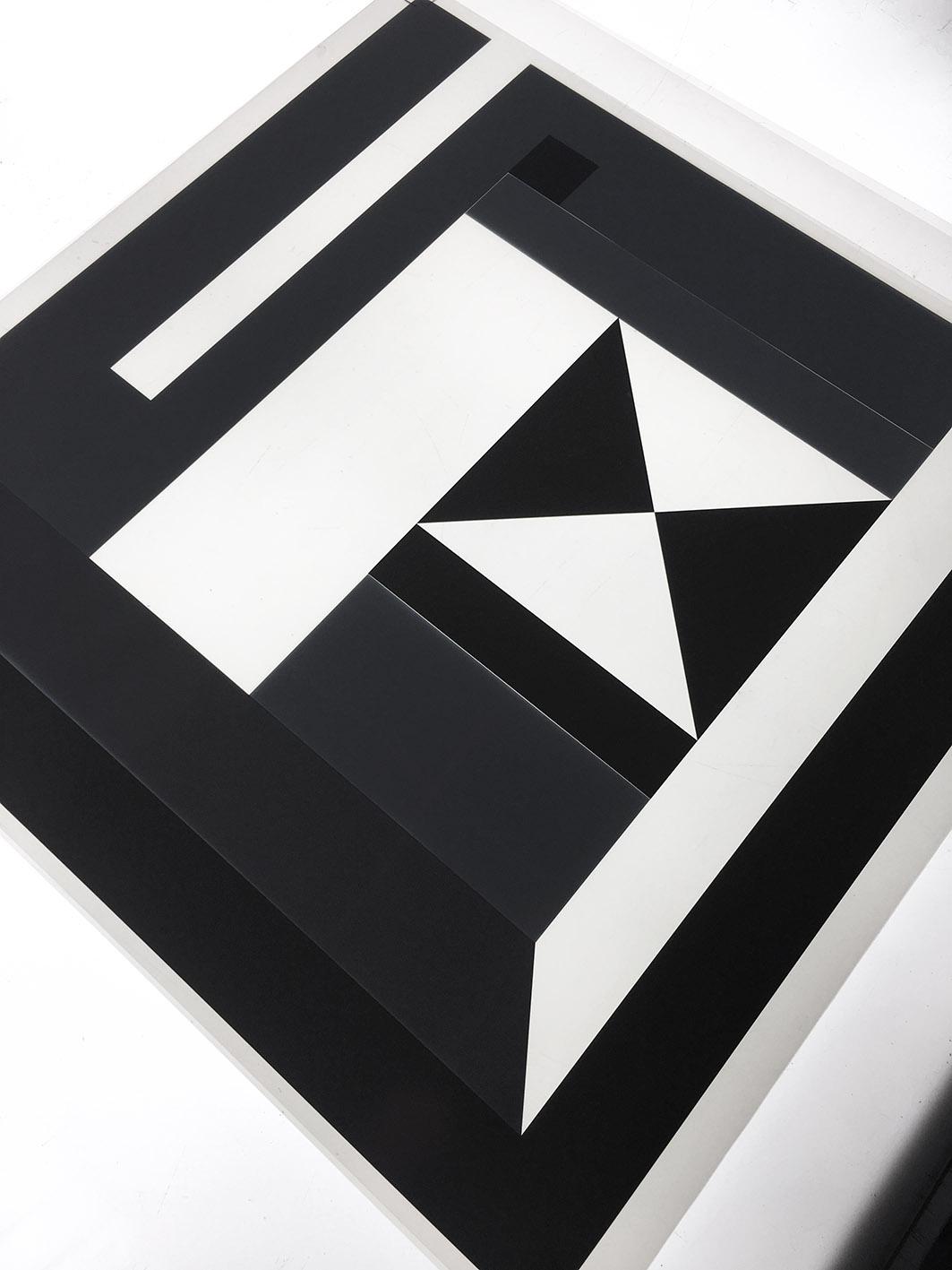 Symetria, Nathalie Du Pasquier - Ouest Typon