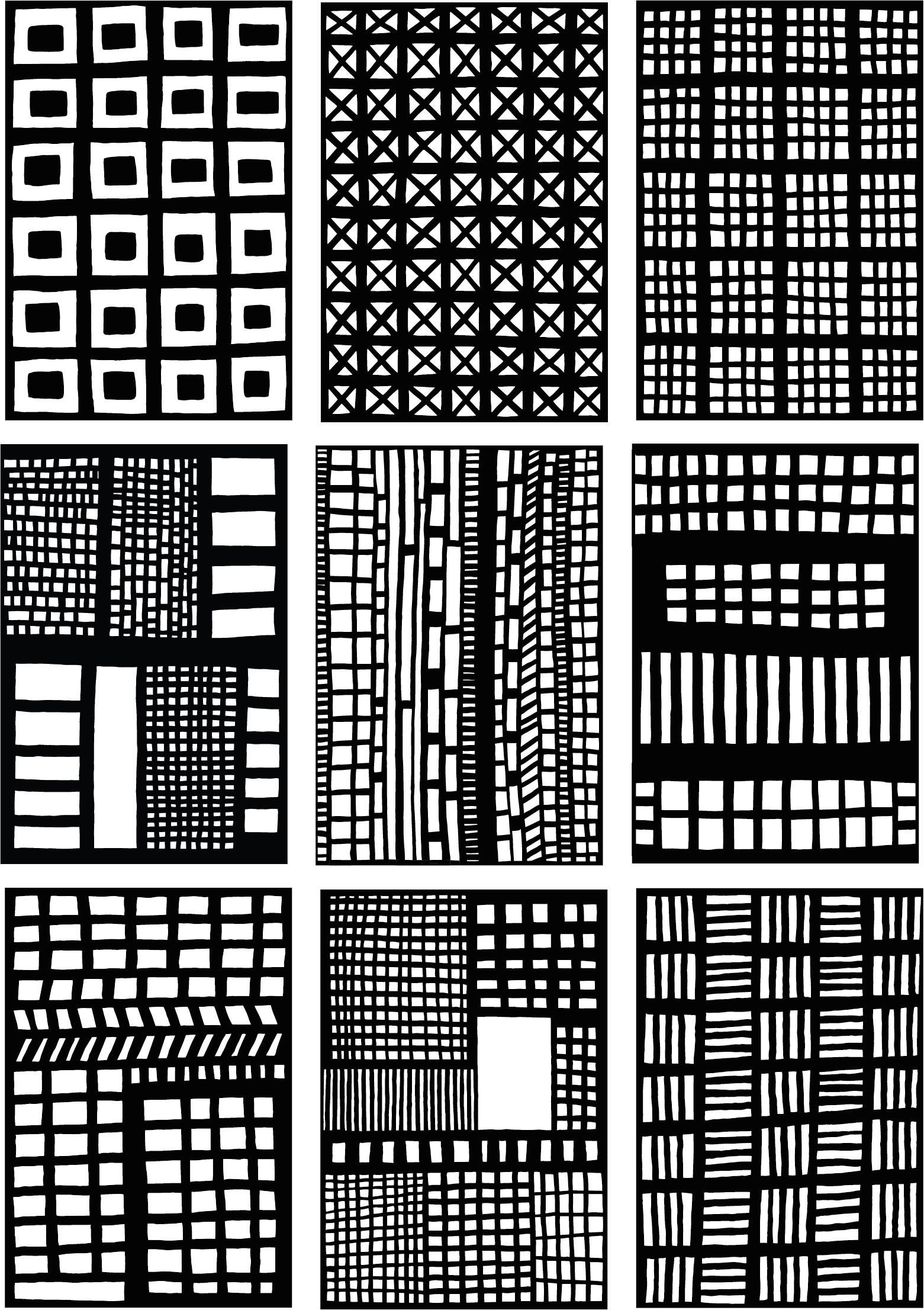 Symetria, George Sowden