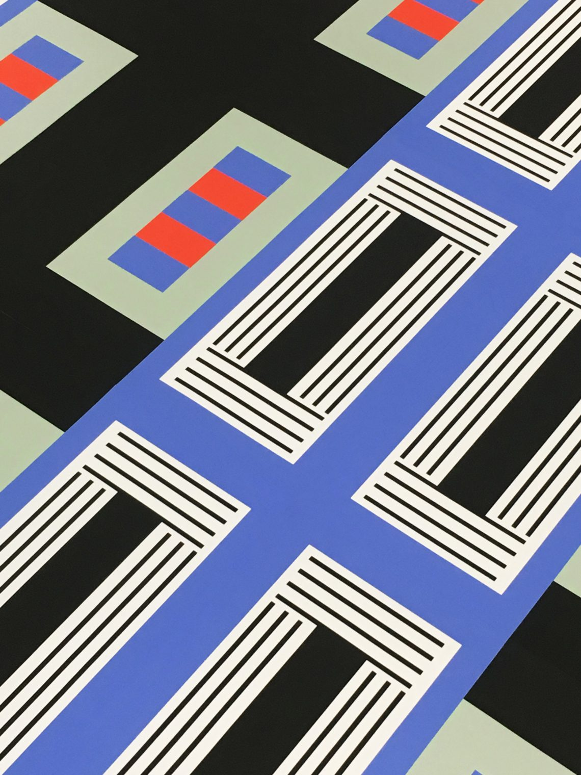 Symetria, Nathalie Du Pasquier - Nord