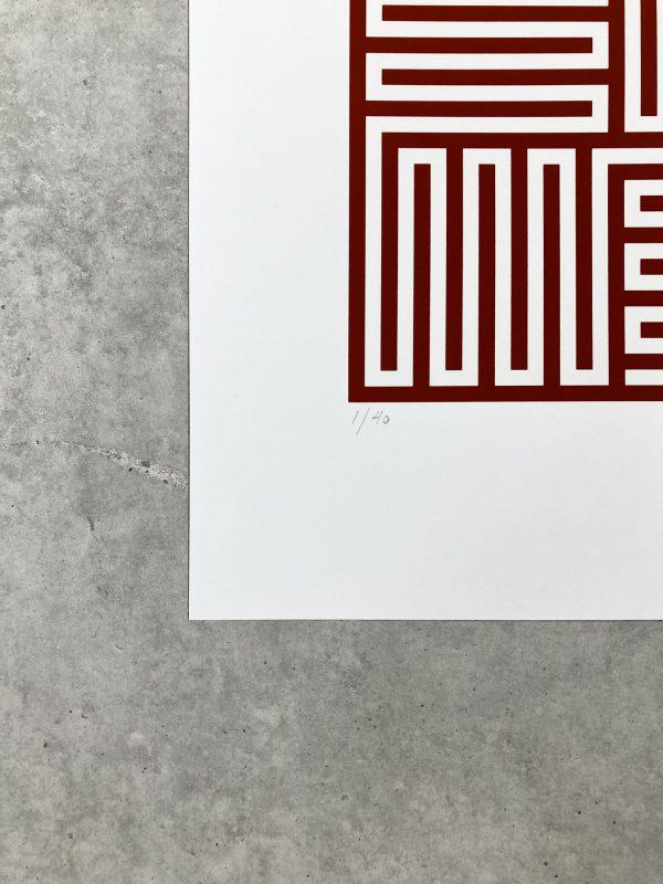 Symetria, Jan van der ploeg, 2021